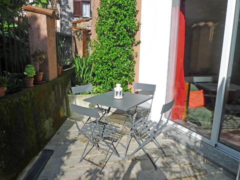 Bilder von Comer See Ferienhaus Cory_Domaso_10_Balkon