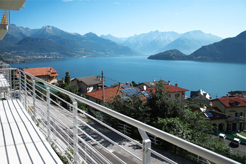 Bilder von Lake Como Apartment Cristina_Pianello_del_Lario_26_Panorama