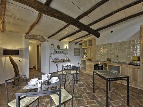 Bilder von Lake Como Agriturismo Hotel Crotto_di_Somana_Mandello_del_Lario_35_Kueche