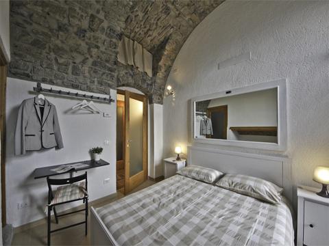 Bilder von Comer See Hotel Agriturismo Crotto_di_Somana_Mandello_del_Lario_46_Schlafraum