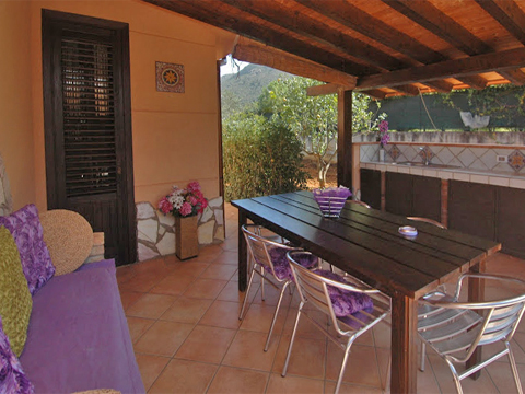 Bilder von Sizilien Nordküste Villa Dei_Sassi_55__36_Kueche