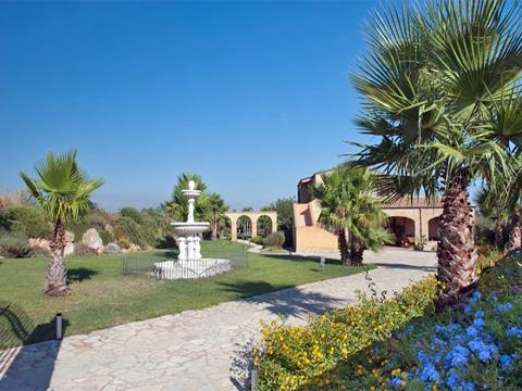 Bilder von Sizilien Südküste Villa Del_Parco_56__20_Garten