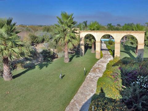 Bilder von Sizilien Südküste Villa Del_Parco_56__21_Garten