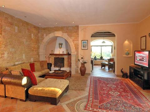 Bilder von Sizilien Südküste Villa Del_Parco_56__30_Wohnraum