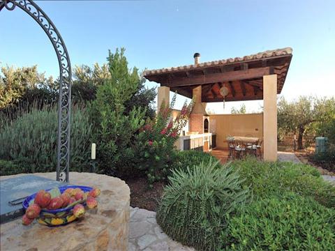 Bilder von Sicily South Coast Villa Del_Parco_56__36_Kueche