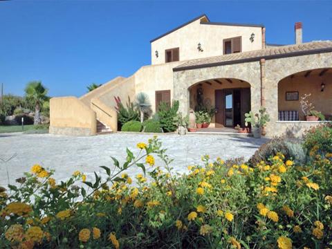 Bilder von Sizilien Südküste Villa Del_Parco_56__55_Haus