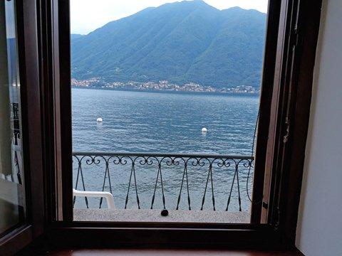 Bilder von Comer See Ferienwohnung Del_Pescatore_Colonno_10_Balkon