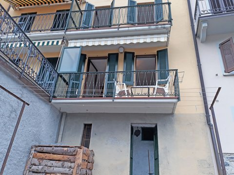 Bilder von Comer See Ferienwohnung Del_Pescatore_Colonno_11_Terrasse