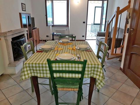 Bilder von Comer See Ferienwohnung Del_Pescatore_Colonno_30_Wohnraum