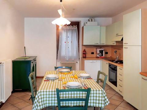 Bilder von Comer See Ferienwohnung Del_Pescatore_Colonno_31_Wohnraum