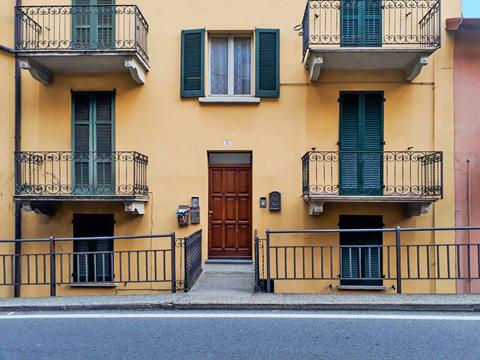 Bilder von Comer See Ferienwohnung Del_Pescatore_Colonno_55_Haus