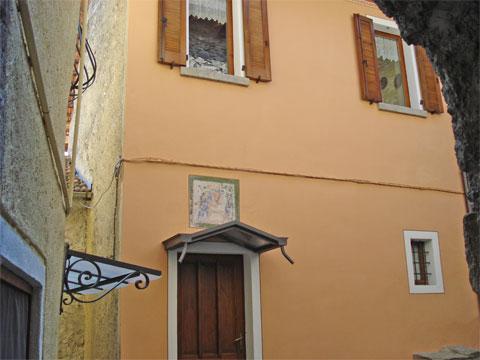 Bilder von Comer See Ferienhaus Dina_Rezzonico_55_Haus