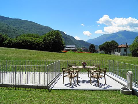 Bilder von Comer See Ferienwohnung Diva_Colico_11_Terrasse