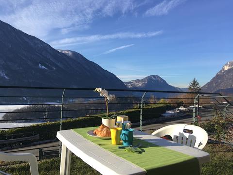 Bilder von Comer See Ferienwohnung Dolce_Vita_Carlazzo_11_Terrasse