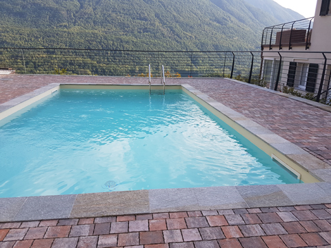 Bilder von Lake Como Apartment Dolce_Vita_Carlazzo_16_Pool