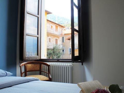 Bilder von Lago di Como Appartamento Elena_Pianello_del_Lario_46_Schlafraum