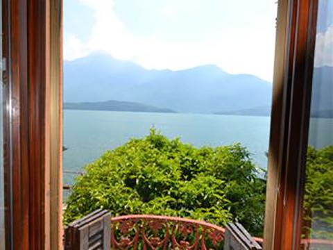 Bilder von Comer See Ferienwohnung Fantastico_Domaso_10_Balkon