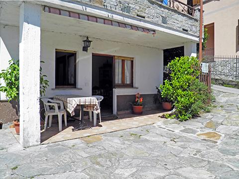 Bilder von Comer See Ferienwohnung Flori_Gera_Lario_11_Terrasse