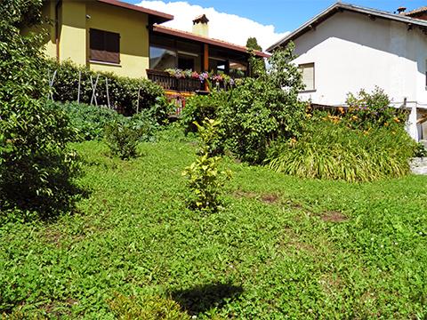 Bilder von Comer See Ferienwohnung Flori_Gera_Lario_20_Garten