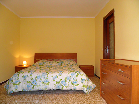Bilder von Comer See Ferienwohnung Flori_Gera_Lario_40_Doppelbett-Schlafzimmer