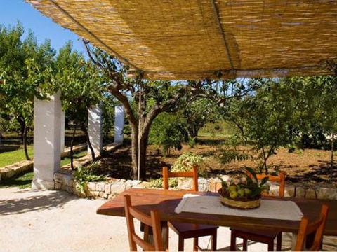 Bilder von Salento Ferienwohnung Francesca_Cisternino_10_Balkon