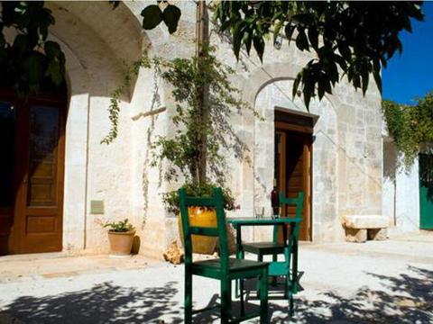 Bilder von Salento Ferienwohnung Francesca_Cisternino_55_Haus