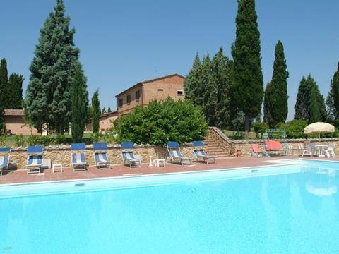 Bilder von Florence Country house Frantoio_Montepulciano_15_Pool