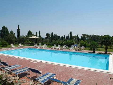 Bilder von Florenz Landhaus Frantoio_Montepulciano_16_Pool
