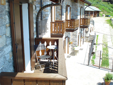 Bilder Hotel Agriturismo Giacomino_Typ_2_Sorico_11_Terrasse Comer See / Lombardei