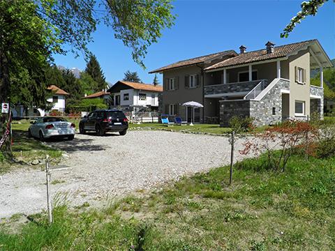 Bilder von Comer See Ferienwohnung Giardino_Primo_Colico_55_Haus