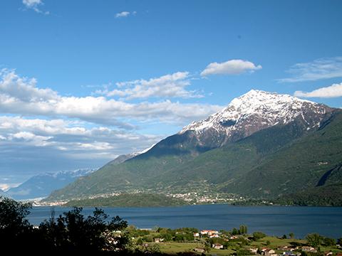 Bilder von Comer See Ferienwohnung Giglio_Giallo_Gravedona_25_Panorama