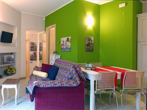 Bilder von Lake Como Apartment Giglio_Viola_Gravedona_30_Wohnraum