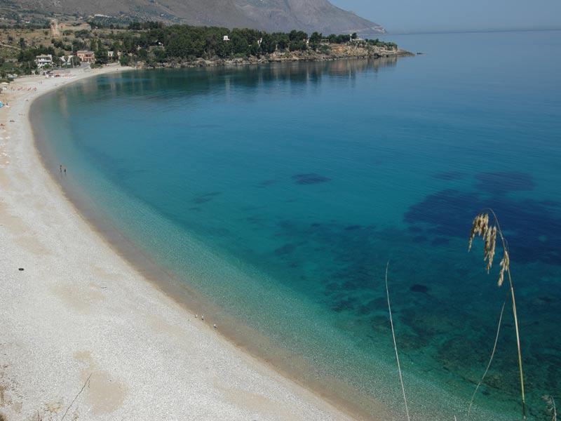 Bilder von Sizilien Nordküste Villa Guidaloca_Castellammare_del_Golfo_25_Panorama