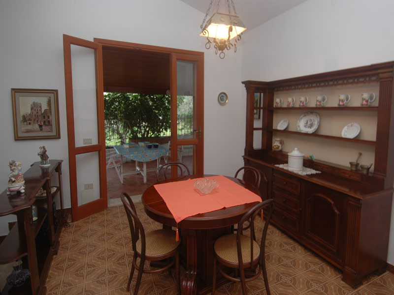 Bilder von Sicile North Coast Villa Guidaloca_Castellammare_del_Golfo_36_Kueche