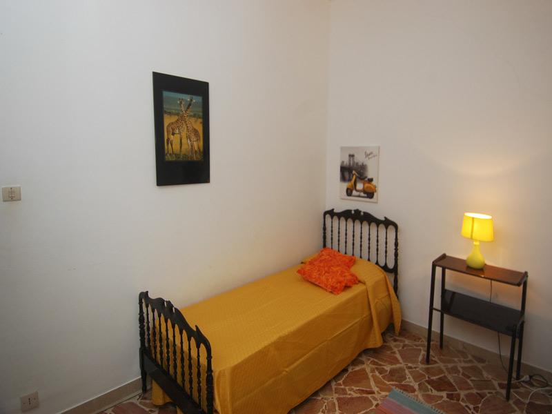 Bilder von Sizilien Nordküste Villa Guidaloca_Castellammare_del_Golfo_41_Doppelbett