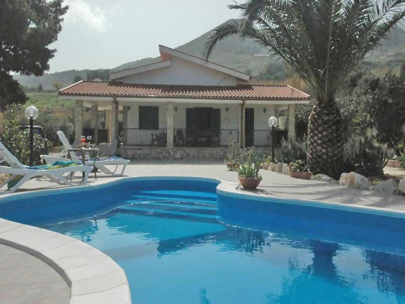 Bilder von Sicily North Coast Villa I_Faraglioni_Castellammare_del_Golfo_56_Haus