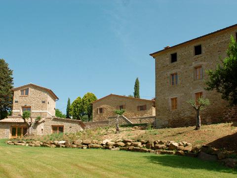 Bilder von Umbrië  Il_Borgo_di_Toppo_Essicatoio_piano_terra_Citta_di_Castello_55_Haus