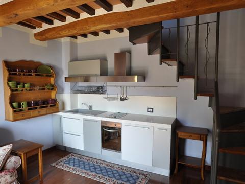 Bilder von Ombrie  Il_Borgo_di_Toppo_Essicatoio_primo_piano_Citta_di_Castello_35_Kueche