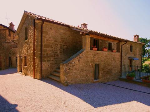 Bilder von Umbrien  Il_Borgo_di_Toppo_Quercia_Citta_di_Castello_55_Haus