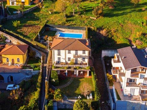 Bilder von Comomeer Appartement Il_Bosso_101_Domaso_70_Plan