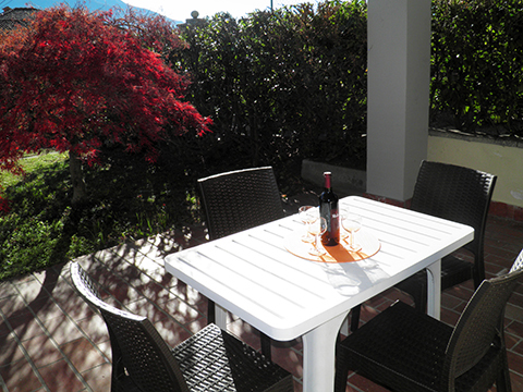 Bilder von Lago di Como Appartamento Il_Bosso_102_Domaso_11_Terrasse