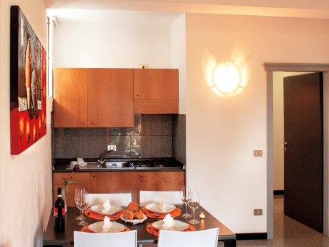 Bilder von Lago di Como Appartamento Il_Bosso_102_Domaso_35_Kueche
