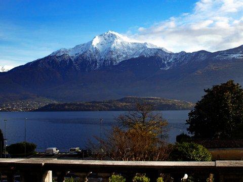 Bilder von Lago di Como Appartamento Il_Bosso_203_Domaso_25_Panorama
