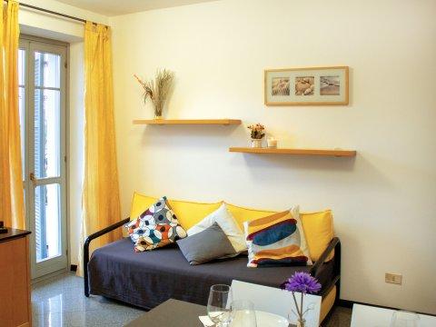 Bilder von Lago di Como Appartamento Il_Bosso_203_Domaso_30_Wohnraum