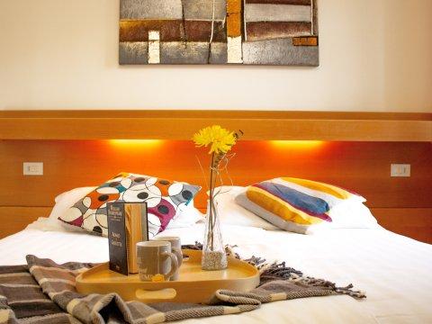 Bilder von Lago di Como Appartamento Il_Bosso_203_Domaso_46_Schlafraum