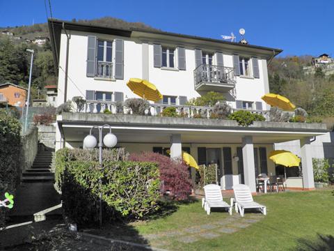Bilder von Comer See Ferienwohnung Il_Bosso_203_Domaso_55_Haus