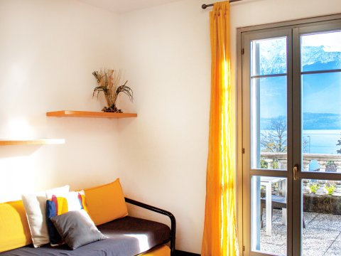 Bilder von Lago di Como Appartamento Il_Bosso_204_Domaso_30_Wohnraum