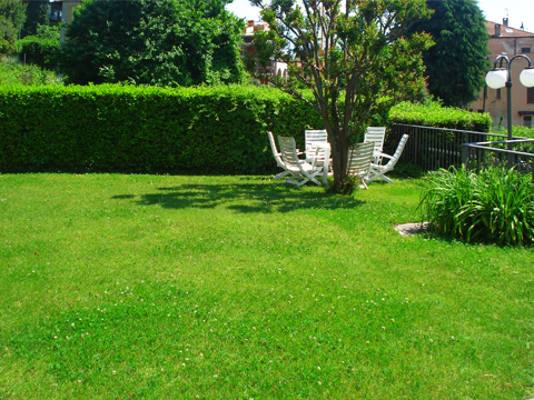 Bilder von Comer See Ferienwohnung Il_Bosso_305_Domaso_20_Garten