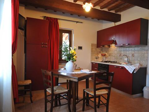 Bilder von Umbria Appartamento Il_Ciliegio_Citerna_35_Kueche
