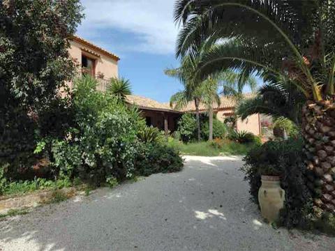 Bilder von Sicile Côte Nord Villa Il_Corte_48__20_Garten